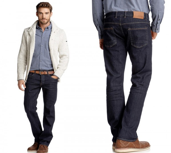 Latest Men's Denim Dark Jeans Collection 2012-13 | Perfect ...