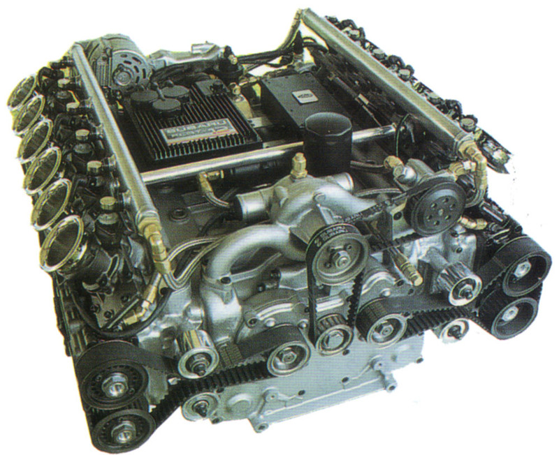 Jiotto Caspita, japoński prototyp, koncept, supercar, JDM, japanese, sportowy samochód, Dome, Wacoal, 日本車, スポーツカー, スーパーカー, ジオット キャスピタ, Subaru, Fuji Heavy Industries, Motori Moderni, F12