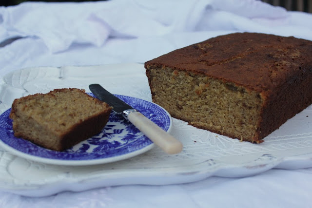 easy banana cake recipe lilyfield life