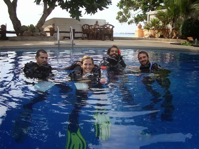 buceo Tailandia
