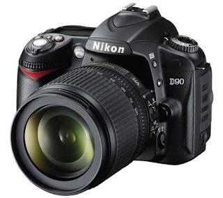 harga kamera nikon d90