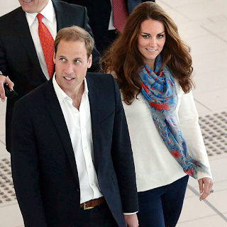 Prince William Wedding News: Prince William and Princess Catherine Heading to Newcastle Charity Visit