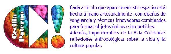 C! * Cecilia Paterno
