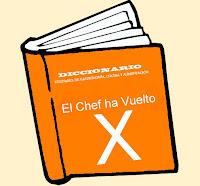 Diccionario Culinario. (X)