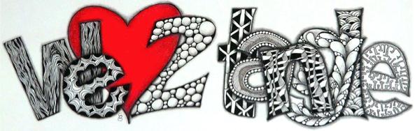 We Love 2 Tangle!
