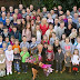 جدة تحتفل بعيد ميلادها بحضور 136 شخصاً من أفراد عائلتها