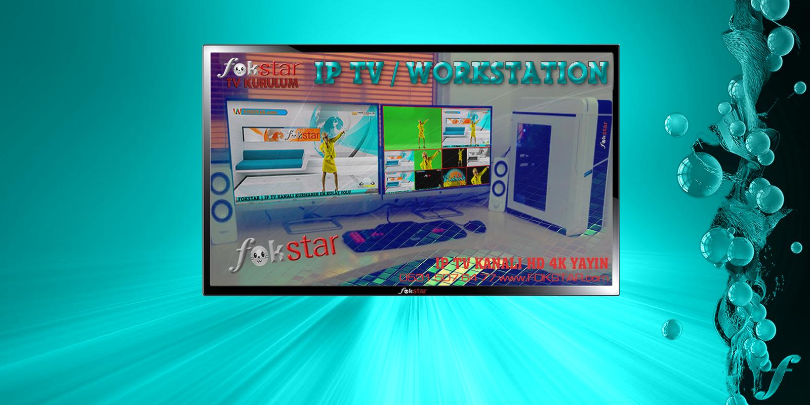 TV STÜDYO SET