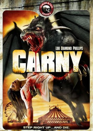 Hindi Dubbed Horror Movie Carny 2009 DVDRip 300MB