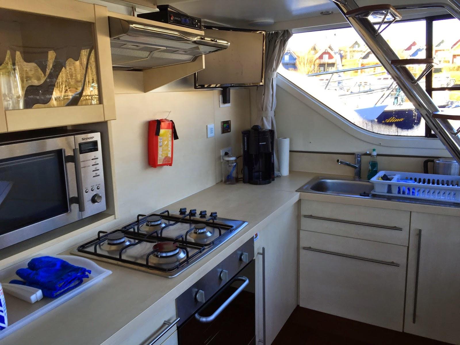 LeBoat Hausboottour mit Freunden und Bordhund Omrano   Die ...