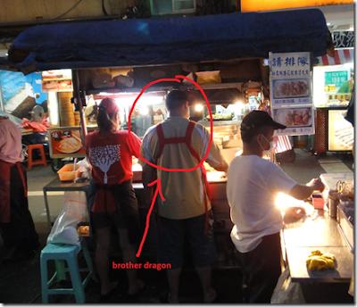 Brother Dragon Chicken Steak at Gongguan Taipei