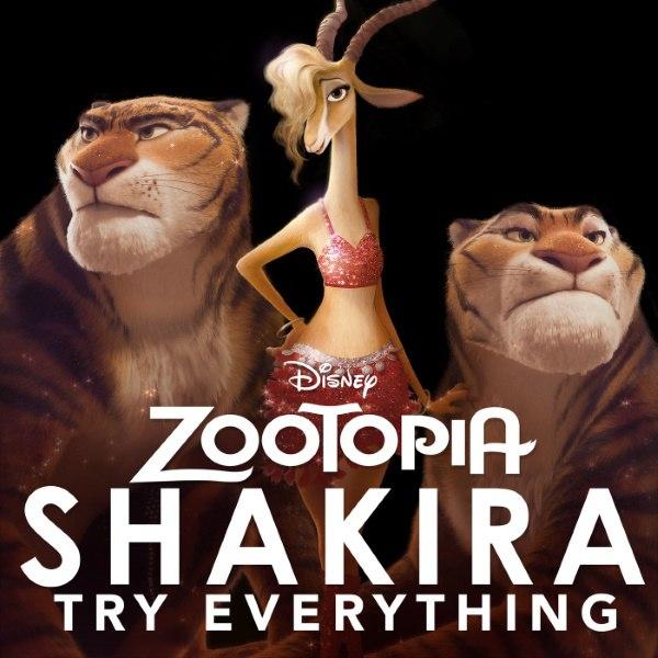 Baixar Shakira - Try Everything Grátis MP3