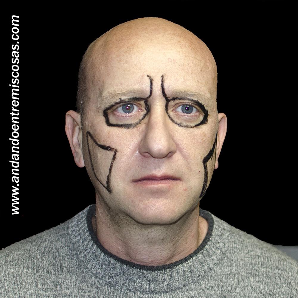 Maquillaje De Esqueleto