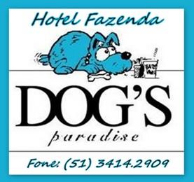 Dog's Paradise - Hotel Fazenda