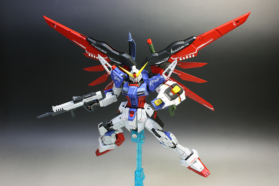 destiny gundam rg - photo #8