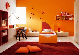 kamar tidur mewah dan elegan