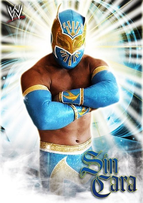Wrestling Home Sin Cara Wallpapers