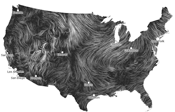 Wind Map in Realtime