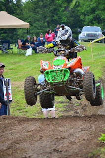 Xtreme Energy Racing team member Landen Ostrich raced at Terra Alta WV Sunday 5/17 for round 4 of the NECXC series.He finished 1st in his class and was about 1/2 a lap in front of 2nd place.#DRR #DRRUSA #DRRracing
