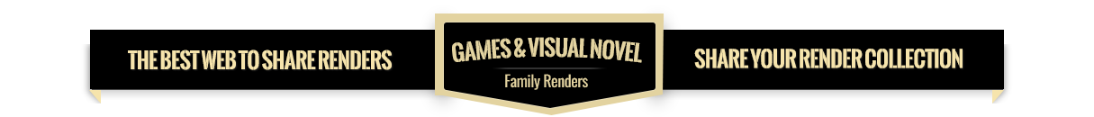 Games  | Family RENDERS