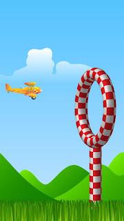 tampilan Game Aerobatics android