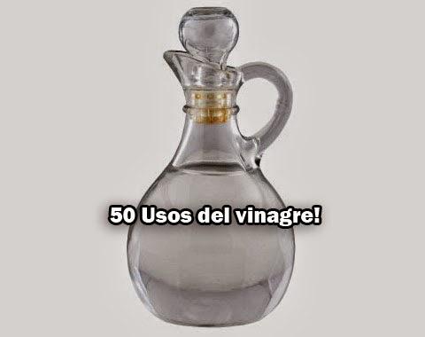 50 usos del vinagre for El vinagre desinfecta