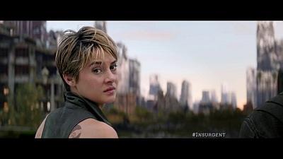 (Divergent:) Insurgent (Movie) - 'I'm Not Afraid' TV Spot - Screenshot