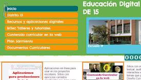 Sitio de Educación Digital DE 15