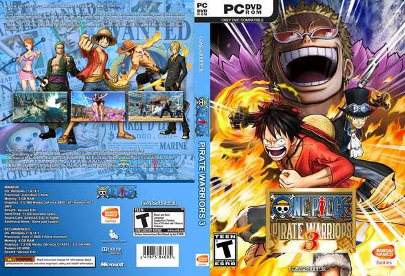 تحميل لعبة One Piece Pirate Warriors 3 برابط واحد مباشر