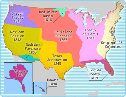 how the colonization in the usa