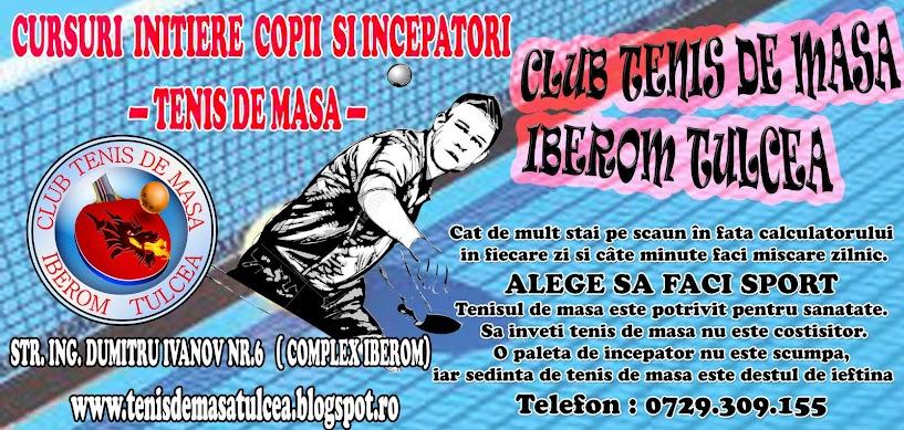 CLUB TENIS DE MASA IBEROM TULCEA