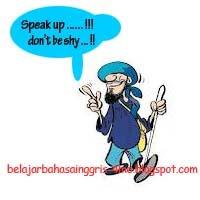 belajar bahasa inggris, grammar bahasa inggris, speaking