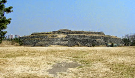 Cuicuilco Pyramid