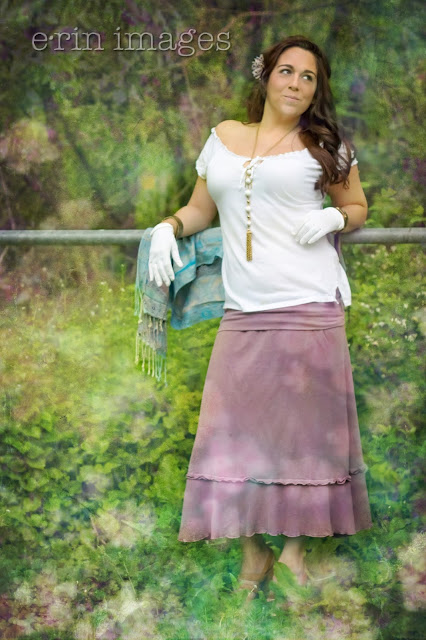 versatile+hemp+clothing - Jezebel Hemp Skirt-Dress: e-rin images