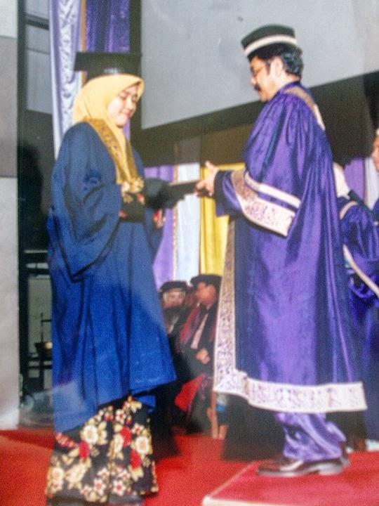 SHAH ALAM : DIPLOMA @ UiTM 2004