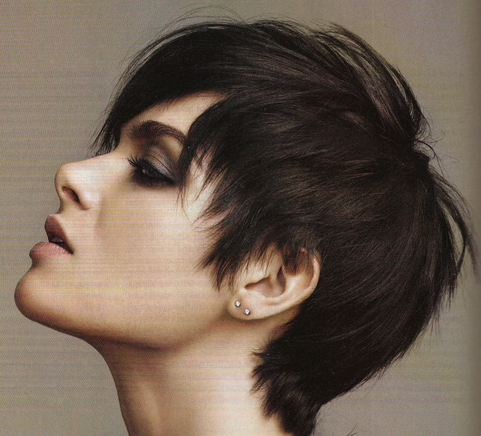 Trendy Hairstyles For Long Hair: The New Pixie