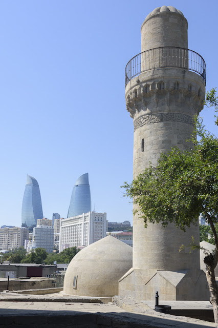 Palast der Shirvanshans, Baku, Aserbaidschan, Palace of the Shirvanshahs - Azerbaijan