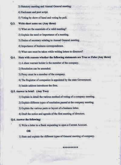 commerce final exam question booklet Previous question papers (pqp)you can get all past/previous question papers of various exams conducted across india as of now the following question papers are updated1 jntuh mid examination bits2 jntuh end examinations3 jntuk end examinations4 jntua end examinations5 gate6 iit-jee7 jam8.