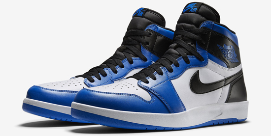 nike air jordan 1.5 high the return black royal white