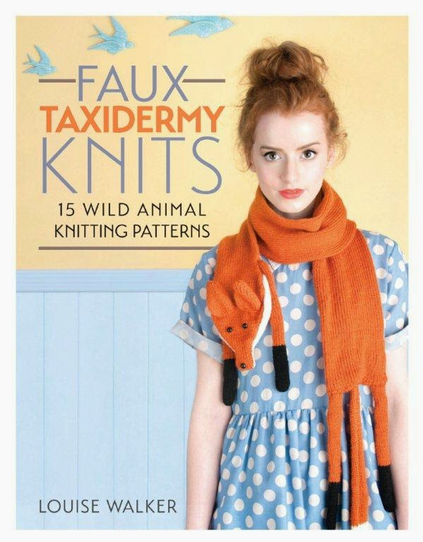 Faux Taxidermy Knits Sincerely Louise