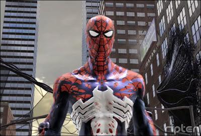Spider-Man Web of Shadows Screenshot