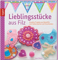German edition of Super-Cute Felt