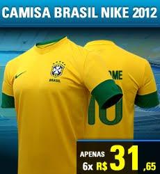 Camisa Brasil I
