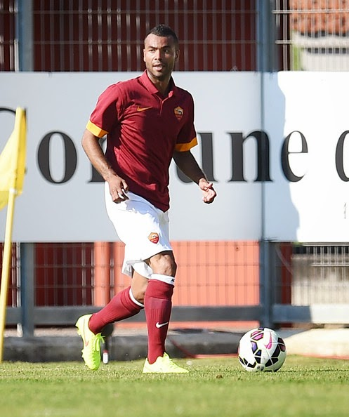 SBOBET - Ashley Cole Betah Di Roma