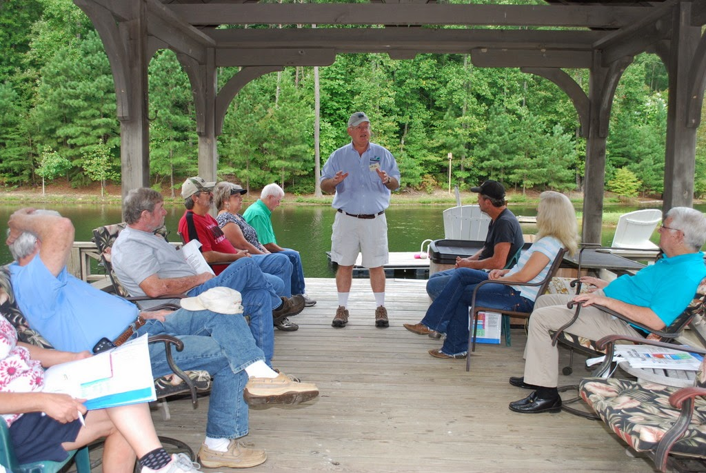 Winston county natural resources council recreational for Fish pond specialists