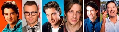 Otros actores de la serie Blossom