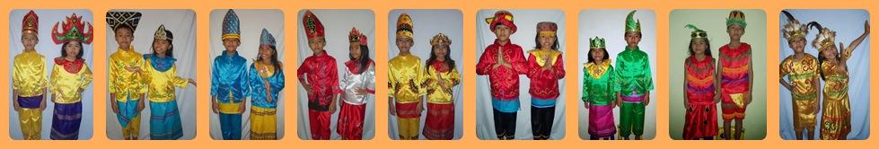 Kostum anak dan Baju Kostum anak