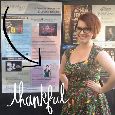 Ashley Gibson, Angelwalk Theatre