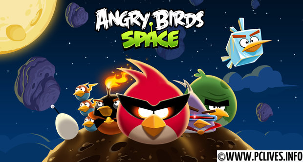 Angry Birds Space v1.0.0 Cracked full version download