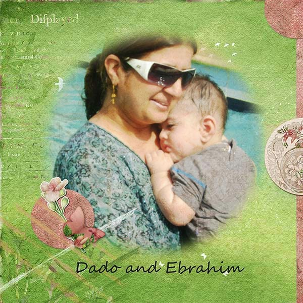 CT Layout using For Mom by PBDesigns