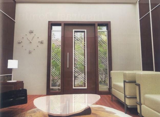 model jendela dan pintu minimalis